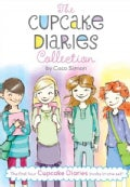 The Cupcake Diaries Collection: Katie and the Cupcake Cure; Mia in the Mix; Emma on Thin Icing; Alexis and the Pe... (Paperback)