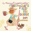 Mary Engelbreit 2014 Calendar: Arts and Crafts Keep You Going (Calendar)