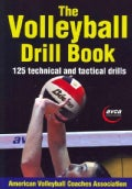 The Volleyball Drill Book (Paperback)