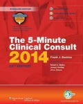 The 5-Minute Clinical Consult 2014 (Hardcover)