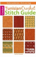 Tunisian Crochet Stitch Guide (Paperback)