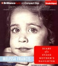 Diary of a Stage Mother&#39;s Daughter: A Memoir (CD-Audio)