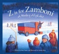 Z Is for Zamboni: A Hockey Alphabet (Hardcover)