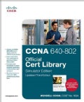 CCNA 640-802 Official Cert Library: Simulator Edition
