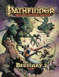 Pathfinder Bestiary 2 (Hardcover)