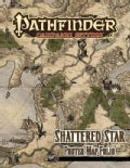 Shattered Star Poster Map Folio (Poster)