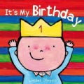 It's My Birthday (Board book)