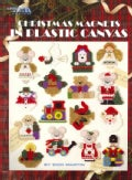 Christmas Magnets in Plastic Canvas (Paperback)