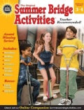 Summer Bridge Activities: Bridging Grades 3 to 4 (Paperback)