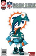 NFL Rush Zone: Season of the Guardians 1: Miami Dolphins Cover: Variant Edition (Paperback)