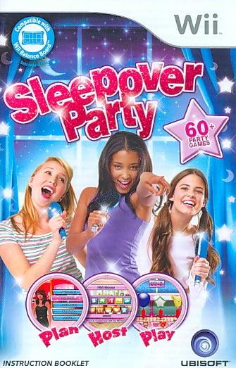 Wii - Sleepover Party