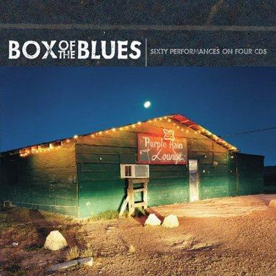 Various - Box of the Blues