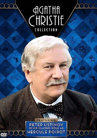 Agatha Christie Collection featuring Peter Ustinov (DVD)