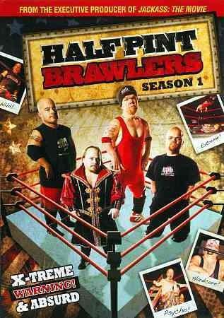 Half Pint Brawlers: Season 1 (DVD)