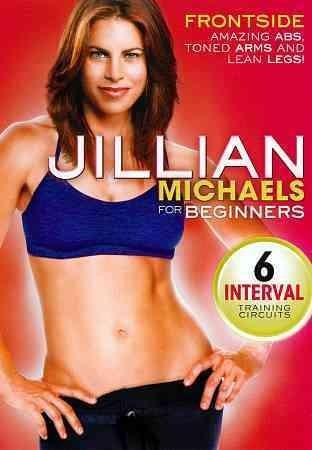 Jillian Michaels For Beginners: Frontside (DVD)