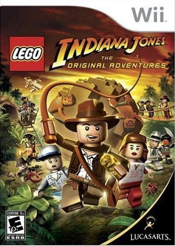 Wii - Lego Indiana Jones