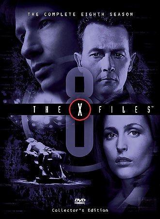 X-Files: Season 8 (DVD)