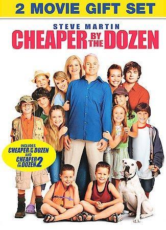 Cheaper By The Dozen 2/Baker's Dozen Edition (DVD)