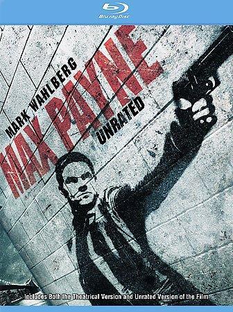 Max Payne (Blu-ray Disc)