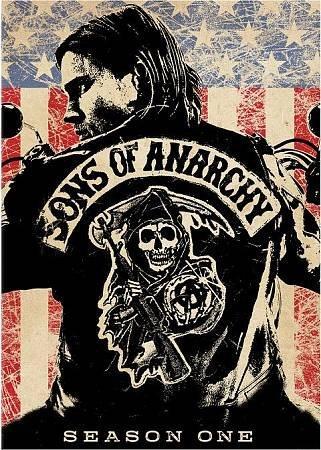 Sons Of Anarchy: Season 1 (DVD)