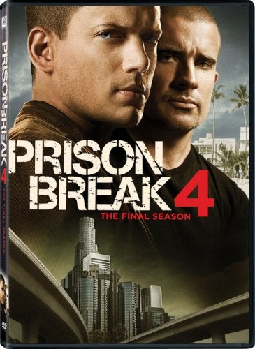 Prison Break: Season 4 (DVD)