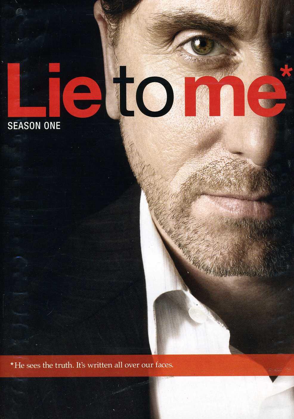 Lie To Me: Season 1 (DVD)
