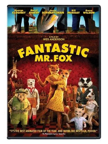 The Fantastic Mr. Fox (DVD)