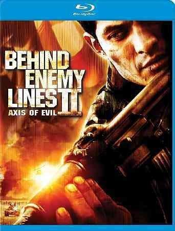 Behind Enemy Lines II: Axis Of Evil (Blu-ray Disc)