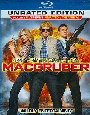 MacGruber (Blu-ray Disc)