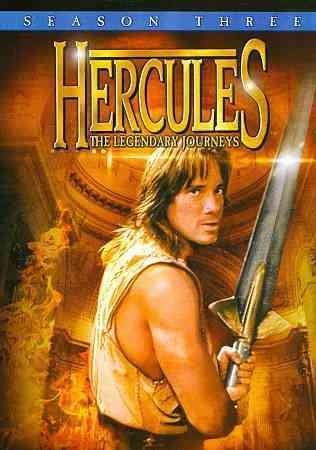 Hercules: Legendary Journeys Season 3 (DVD)