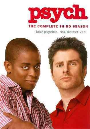 Psych: The Complete Third Season (DVD)