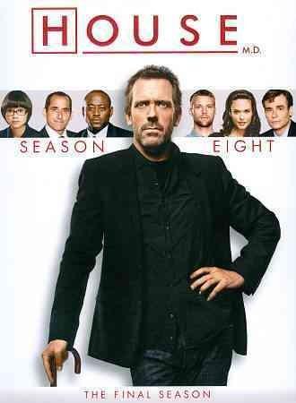House: Season Eight (DVD)