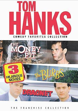 Tom Hanks: Comedy Favorites Collection (DVD)