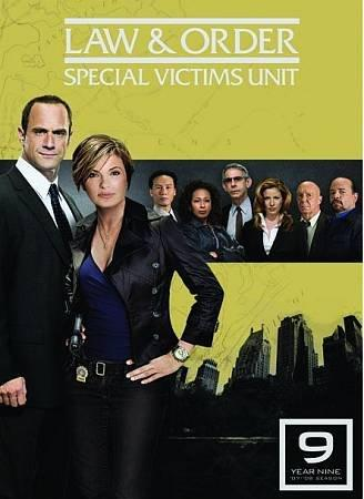 Law & Order: Special Victims Unit Season 9 (DVD)
