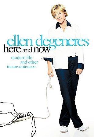 Ellen Degeneres: Here and Now (DVD)