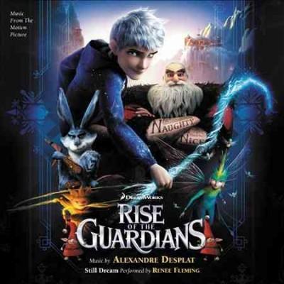 Alexandre Desplat - The Rise Of The Guardians (OSC)