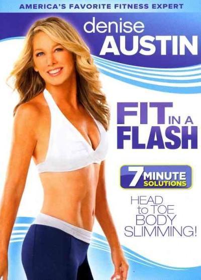 Denise Austin Fit In A Flash (DVD)
