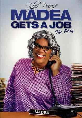 Madea Gets A Job (Play) (DVD)