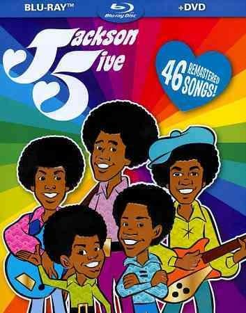 Jackson 5ive: The Complete Animated Series (Blu-ray Disc)