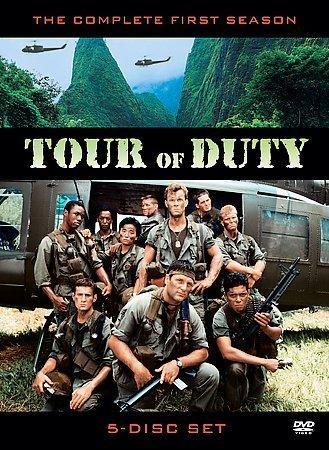 Tour of Duty: The Complete First Season (DVD)
