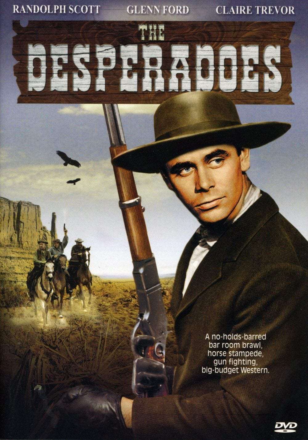 The Desperadoes (DVD)