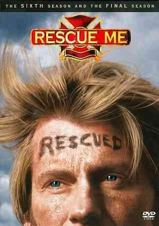 Rescue Me: The Complete Sixth Season and Final Seasons (DVD)