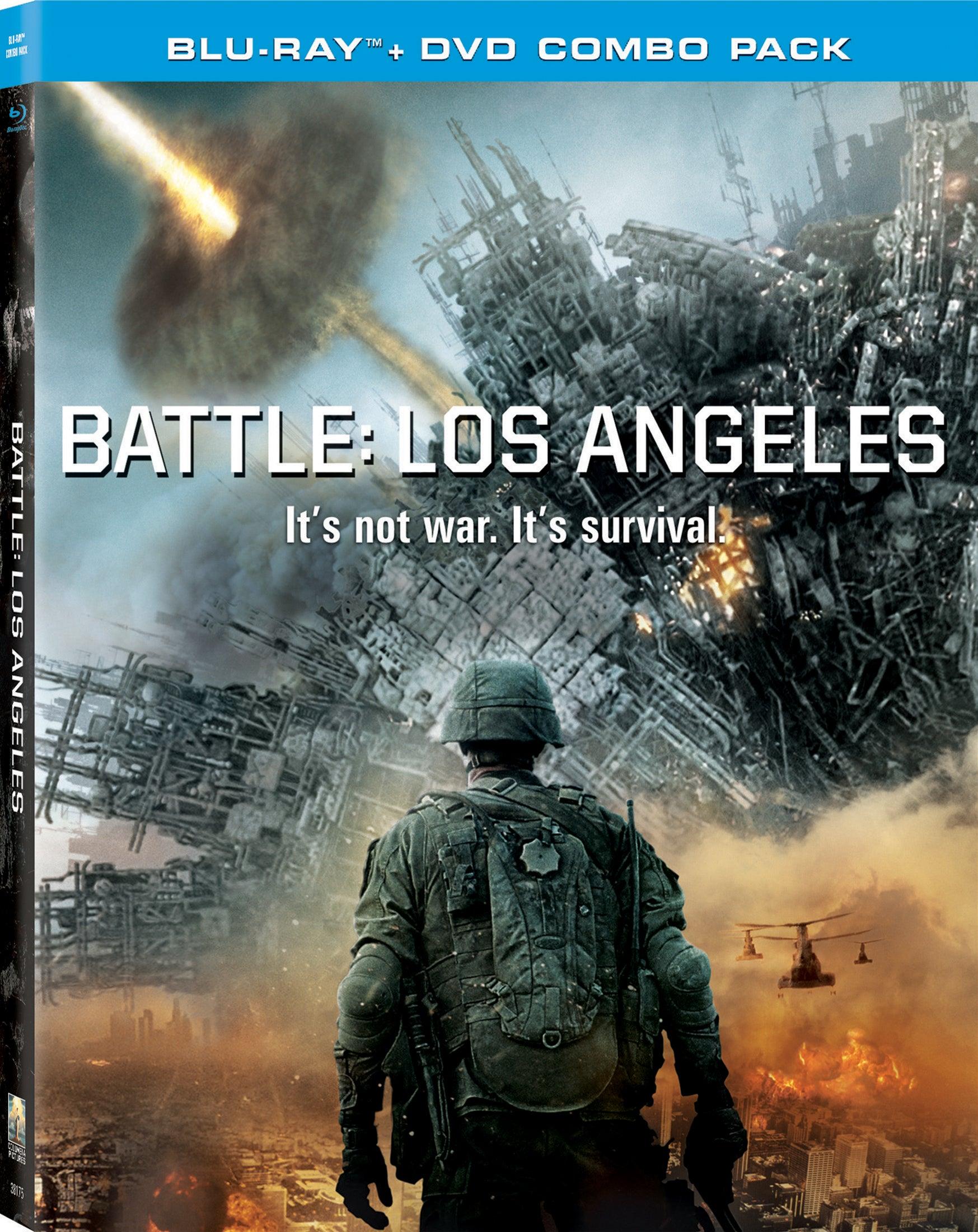 Battle: Los Angeles (Bluray/DVD Combo) (Blu-ray/DVD)