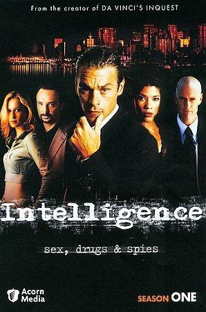 Intelligence, Season 1 (DVD)