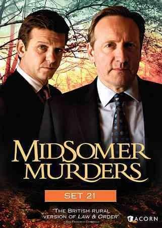 Midsomer Murders: Set 21 (DVD)