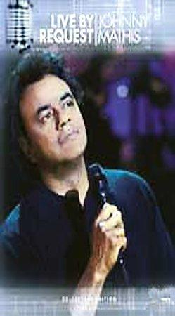 Johnny Mathis Live by Request (DVD)