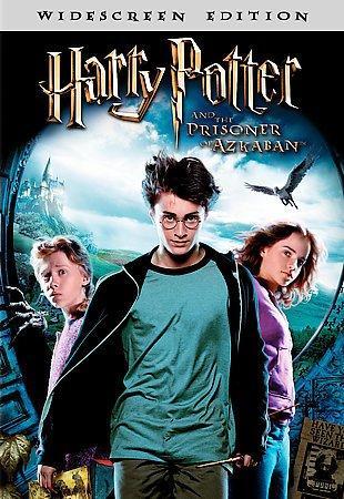 Harry Potter and The Prisoner of Azkaban (DVD)