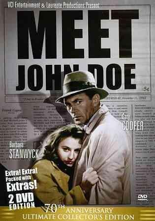 Meet Joe Doe 70th Anniversary Ultimate Collector's Edition (DVD)