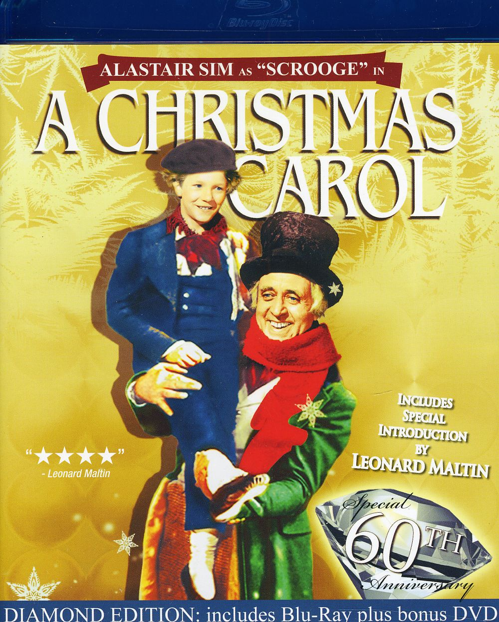 A Christmas Carol (60th Anniversary Edition) (Blu-ray Disc)