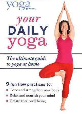 Yoga Journal: Your Daily Yoga (DVD)